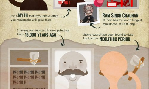 Hairy Truth About The Moustache