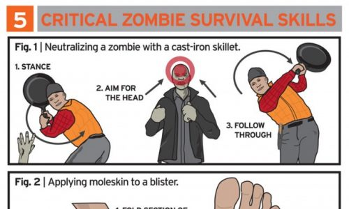 Zombie Survival Gear