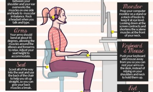 Sitting Pretty Infographic