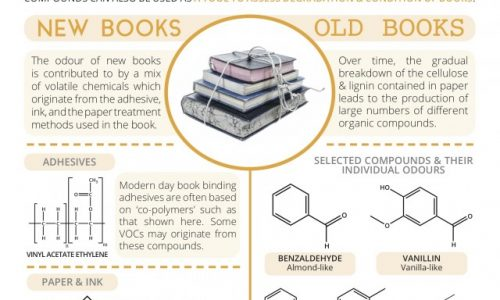Old Book Smell Explained