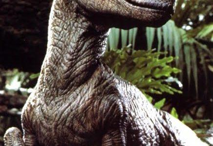 Raptor Dinosaur Infographic