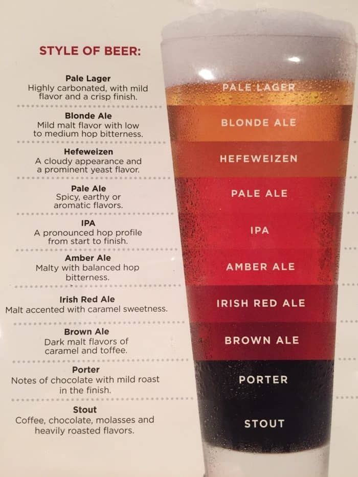 Know Your Beer Infographic