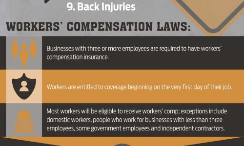 Your Rights at the Workplace Infographic