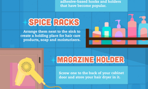 Cleaning Hacks To Make Your Bathroom Sparkle