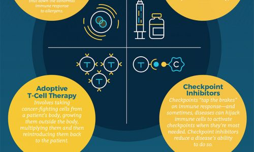 Immunotherapy the next frontier for treating disease