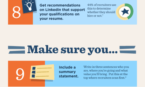 Spice up your resume Daily Infographic