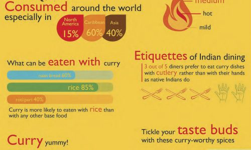 details on eating indian curry