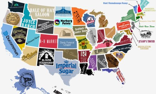 Oldest Businesses in the United States by state