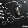 100 ways to inspire creative thinking graphic