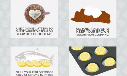 image with 30 shortcuts that'll make cooking easier