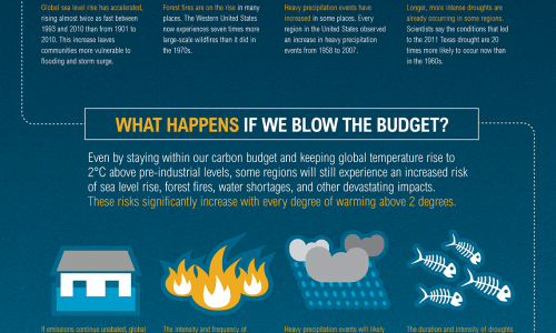 Earth's carbon budget