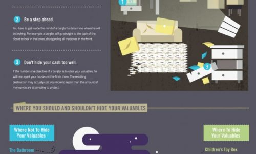 Stash That Cash Infographic
