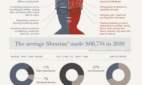 Anatomy of a Librarian