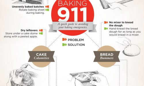 A Quick Guide To Avoid Baking Emergencies