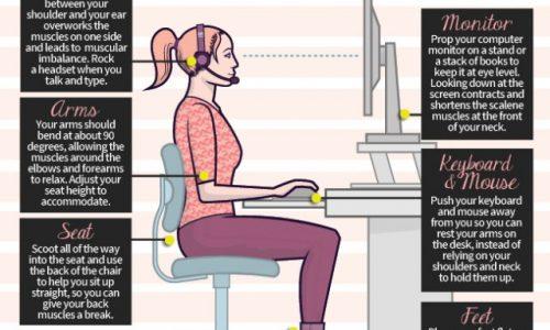 Sitting Pretty Infographic