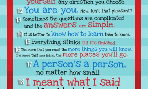 30 Dr. Seuss Quotes That Can Change Your Life