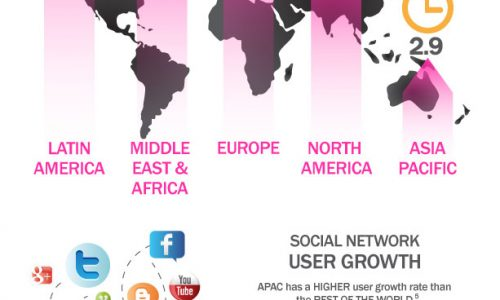 Marketer and Audience Insights on Social Media Worldwide