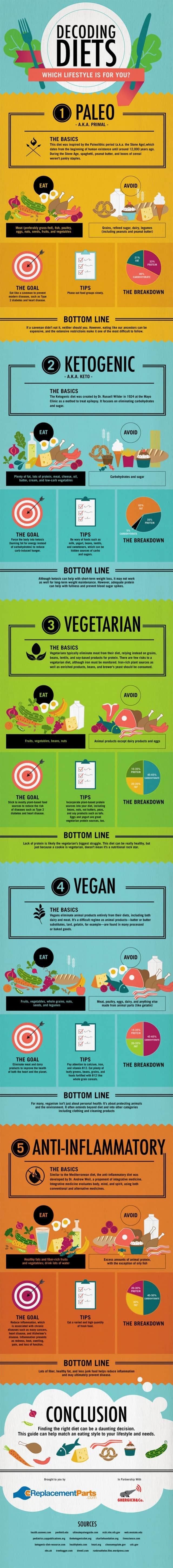 Decoding Diets Which Lifestyle is Right for You