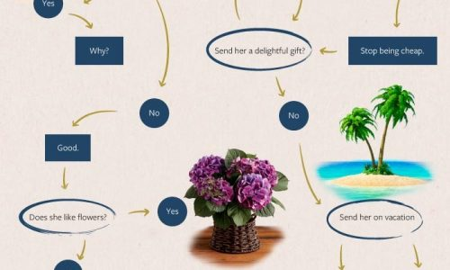 Guide To The Perfect Gift For Mom Infographic