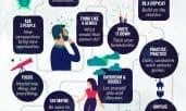 21 Ways to Unlock Your Creative Genius Infographic