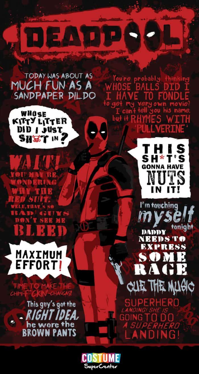 quotes from deadpool movie