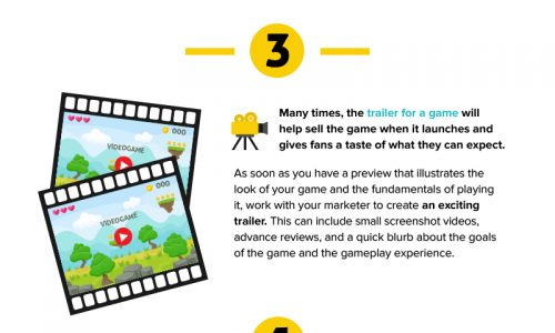 6 tips for marketing a video game for video game developers