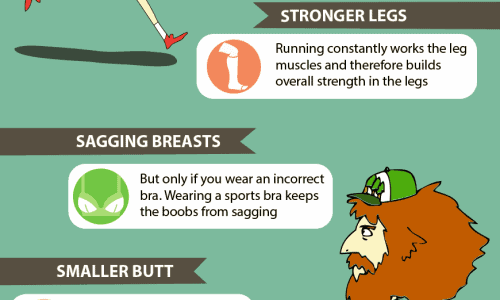 How Running Effects Your Body