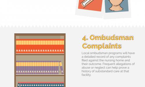 nursing home abuse infographic