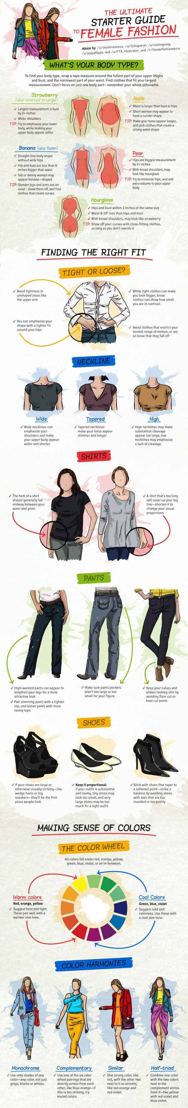 Female Fashion Tips