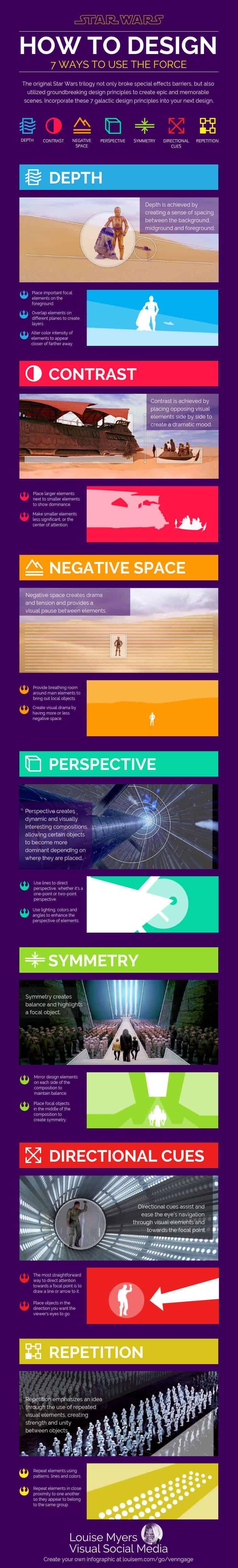 epic design principles infographic