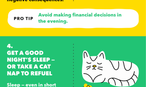 8 Ways to Outsmart Decision Fatigue