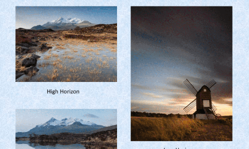 The Road to Better Landscape Photography