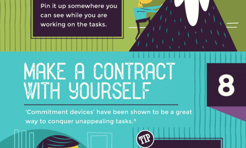 different ways to motivate yourself to do work