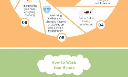 The importance and proper handwashing techniques
