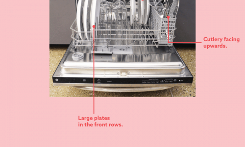 Get these chef approved tips for the best practices on loading your dishwasher
